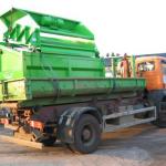 transport przesiewacza KS 2015   1